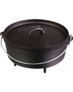 Dutch Oven-Standard 10In 4Qt - 4Qt Standard Dutch Oven