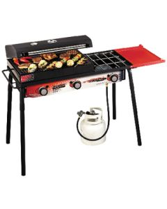 Camp Chef Detachable Legs/Bbq Grill Shel - Interchangeable Grilling System