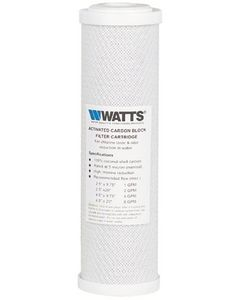 Flowmatic Systems Inc Carbon Replacement Cartridge - Filter Cartridge