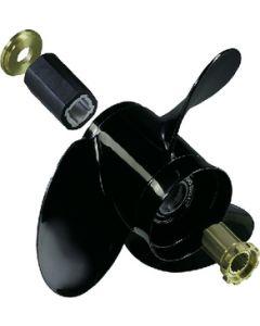"Michigan Wheel Vortex XHS  11.13"" x 13"" pitch Standard Rotation 3 Blade Aluminum Boat Propeller"