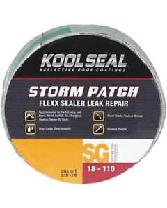 Storm Patch Flexx Sealer - Storm Patch&Reg; Flexx Sealer Leak Repair