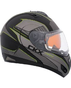 Bell HELMET-ACCENT EL DBL 2XL GREEN