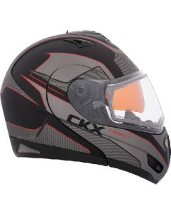Bell HELMET-ACCENT EL DBL MED RED