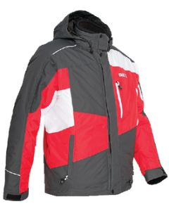 Bell JACKET-SQUAMISH 2XL CHAR/RED
