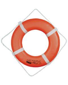 Cal-June 24 Orange Ring Buoy W/Straps