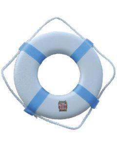 Cal-June Ring Buoy, White, 20