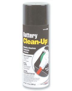 Clean-Up Battery 14 Oz Aerosol - Battery Clean-Up&Trade;