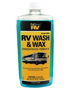 Rv Wash & Wax 16 Oz. - Rv Wash & Wax