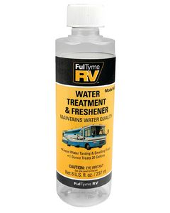 Water Trtment & Freshner 8 Oz - Water Treatment And Freshener
