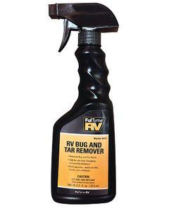 Rv Bug And Tar Remover 16Oz - Rv Bug And Tar Remover