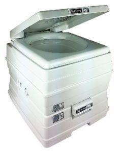 Portable Toilet 4.8Gal/18L - Portable Toilets