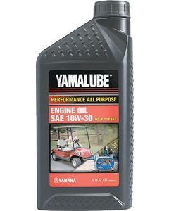 Oil-Yamalube 10W30 Ope Qt - 10W-30 Generator Oil
