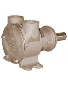 Jabsco Caterpillar Engine Cooling Pump, 375 Hp, Bronze