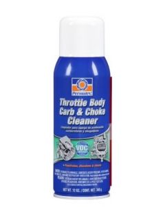 Permatex Motor Muscle Throttle Body, Carb & Choke Cleaner