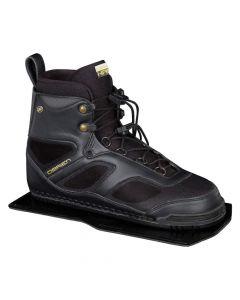 O'Brien Hail Slalom Binding, Rear, Black, 10-12