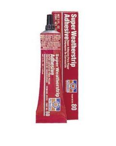 Permatex Super Weatherstrip Adhesive, 5 oz tube