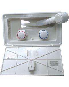 Manufacturers Select Exterior Shower With Door - Fontana Exterior Shower