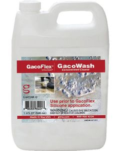 Wash Cleaner Quart - Gacowash Concentrated Cleaner