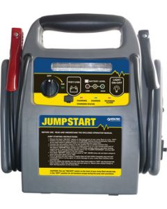 Voltec Industries 2200A 22Ah 4Ga 28 - 2200 Peak Amp Jump Start With Air Compressor