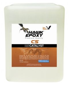Seahawk Clear Finish Catalyst Size3, 1.45 GL - Hawk Epoxy
