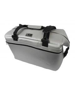 AO Coolers Carbon Series, Silver 24 Pack Coolers