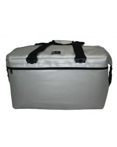 AO Coolers Carbon Series, Silver 36 Pack Cooler