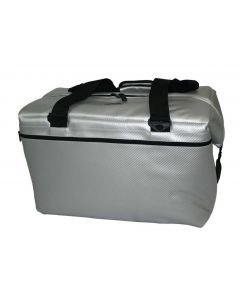 AO Coolers Carbon Series, Silver 48 Pack Cooler