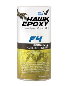 Seahawk Bridging Adhesive Filler, F4, 5.6 oz - Hawk Epoxy