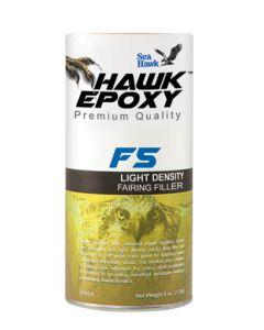 Seahawk Light Density Fairing Filler, F5, 12 oz - Hawk Epoxy