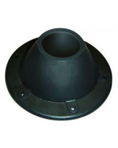 JIF Marine, LLC Surface mount Floor Receptacle w/ 8 Holes - Jif Marine