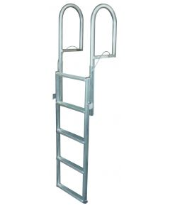 JIF Marine, LLC 5 Step Floating Dock Lift Ladder - Jif Marine