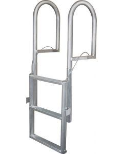 JIF Marine, LLC 3 Wide Step Floating Dock Lift Ladder - Jif Marine