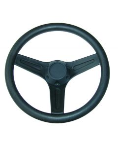 JIF Marine, LLC Boat Steering Wheel, Black, Plastic - Jif Marine