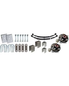 Dexter Marine Products Axle Installation Kits