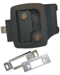Bauer Door Lock - Bp8Lp Bauer Door Lock