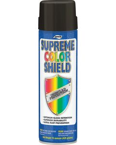 Seymour of Sycamore 20 Oz. Industrial Gloss Black - Supreme Color Shield&Trade; Paint