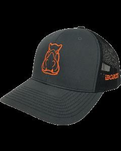 iboats.com iBoats Snapback Hat - Black
