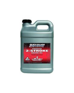 Quicksilver Premium SAE 80W90 Gear Lube,  2.5 Gallon