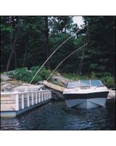 Dock Edge Dock-Side Premium 12' Mooring Whip 3400-F