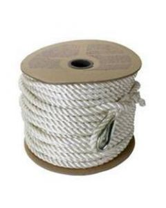 Buccaneer Rope Buccaneer Twisted Nylon Anchor Line White 5/8 X 250