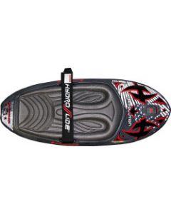 Onyx Full Throttle Kneeboard Red/Black