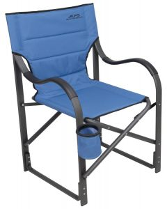 ALPS Mountaineering Camp Chair steel blue