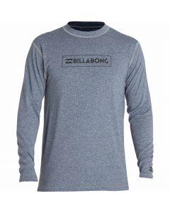 Billabong Men's All Day Unity Long Sleeve Wetshirt Rashguard