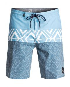 "Quiksilver Men's Panel Prints 19"" Beachshort"