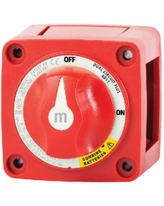 M Series Dual Circuit Plus Battery Switch