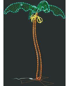 Palm Tree Led Coconut 5' - Led Coconut Palm Tree