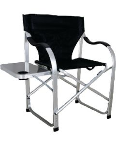 Ming's Mark H.D. Director'S Chair Black - Heavy Duty Director'S Chair