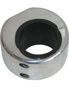 """Jobe 400709016 Polished 2-1/4"""" - 2-1/2"""" Board Rack to Tower Clamp"""