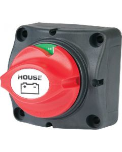 House Battery Master Switch - Battery Master Switch