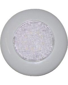 Led-Surf Mnt 3In Wht No Switch - Led Round Light